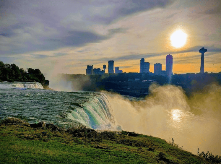 attractions in Niagara Falls state park