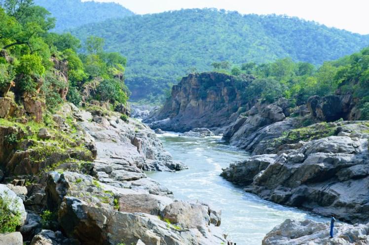 Kaveri river mekadatu