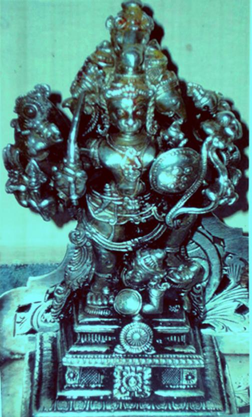 Pandava Poojita Pachamukhi Pranadevaru