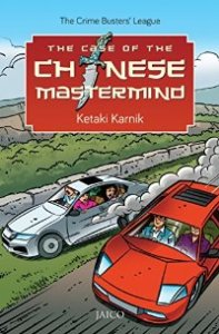 Cover photo of The Case of The Chinese Mastermind by
