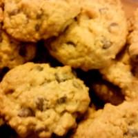 Scroggin Cookies