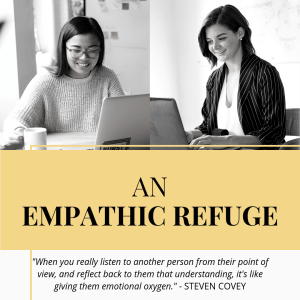 an empathic refuge with Madi Mihalcea