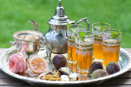 "High Tea  ""Herbal Mind Boost """