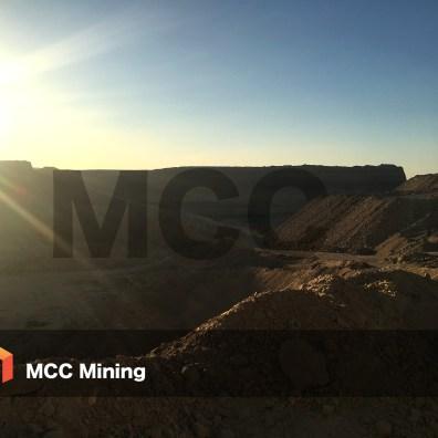 MCC phosphate mine