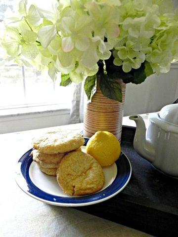 Lemon Cool Whip Cookies