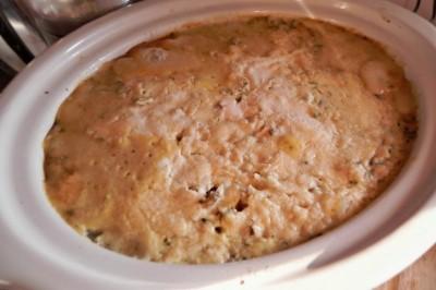Casserole Comfort Week: Crockpot Chicken and Wild Rice