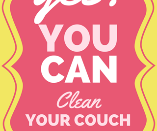 Yes! You Can Clean Your Couch with Rubbing Alcohol