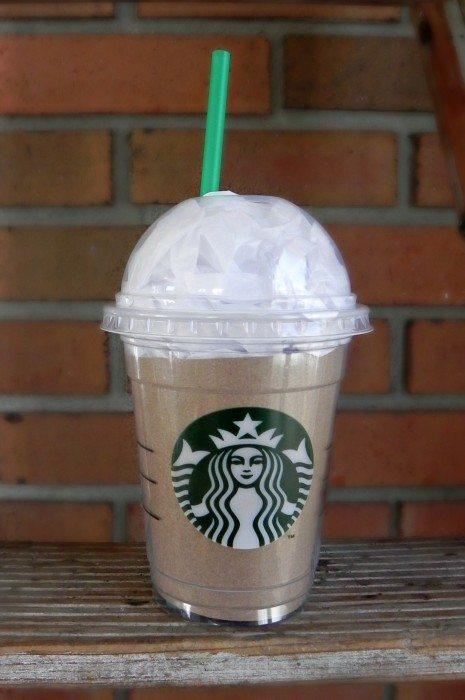 Starbucks Teacher Appreciation Gift