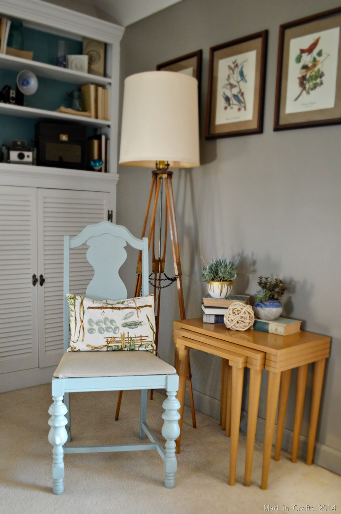 DecoArt Chalky Paint Chair