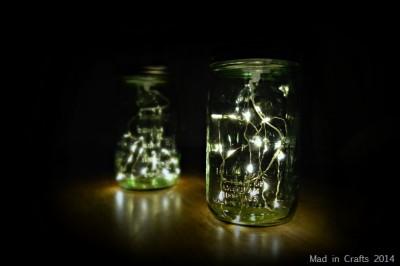 FIREFLY MASON JAR LIGHTS