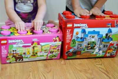 LEGO JUNIORS CREATES YOUNG MAKERS