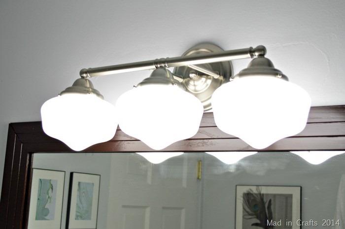 schoolhouse light fixture
