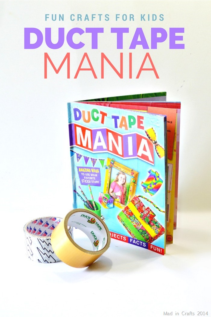 Duct Tape Mania Book Review