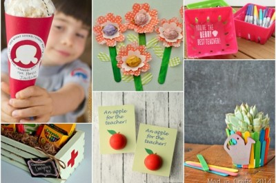 OVER 50 TEACHER APPRECIATION GIFTS (THAT CAN BE MADE IN LESS THAN 15 MINUTES)