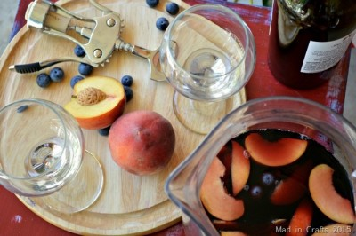 FOURTH OF JULY SANGRIA