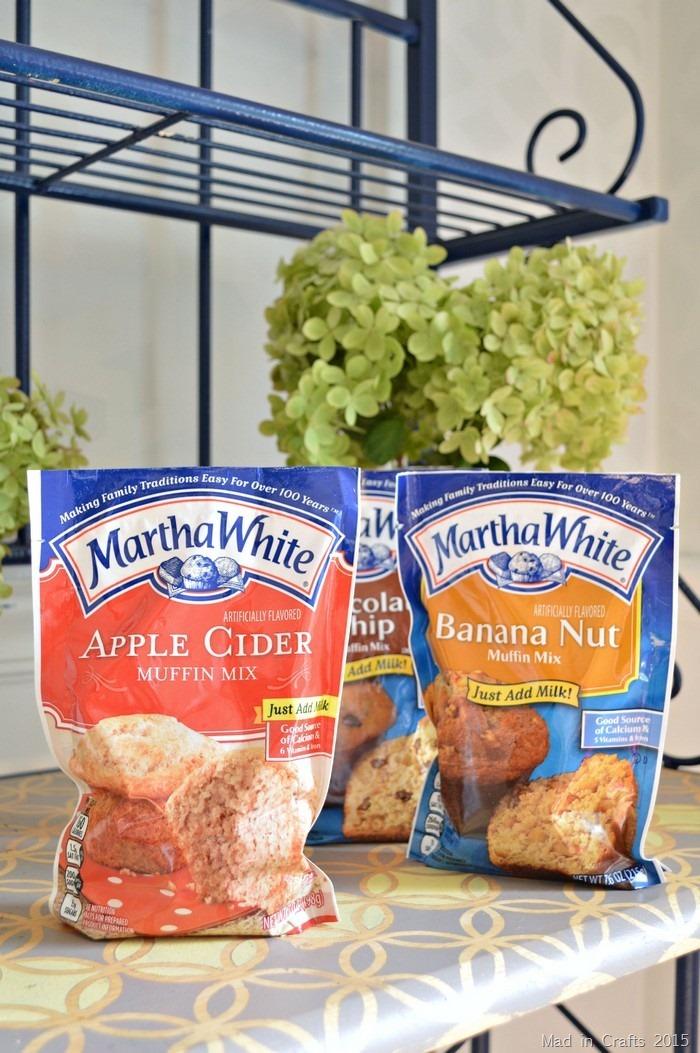 Martha White Mixes