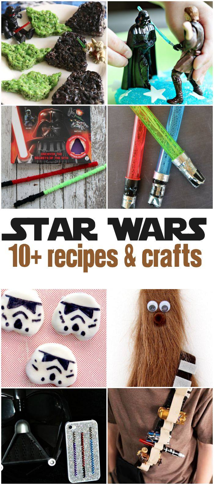 Star Wars Craft Tutorials