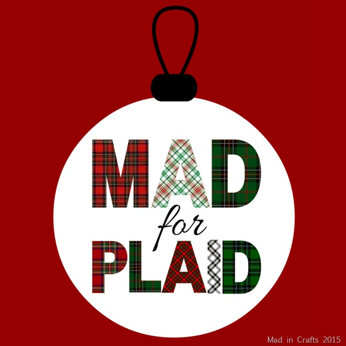 mad for plaid square