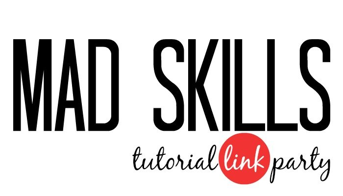 Mad Skills link party logo