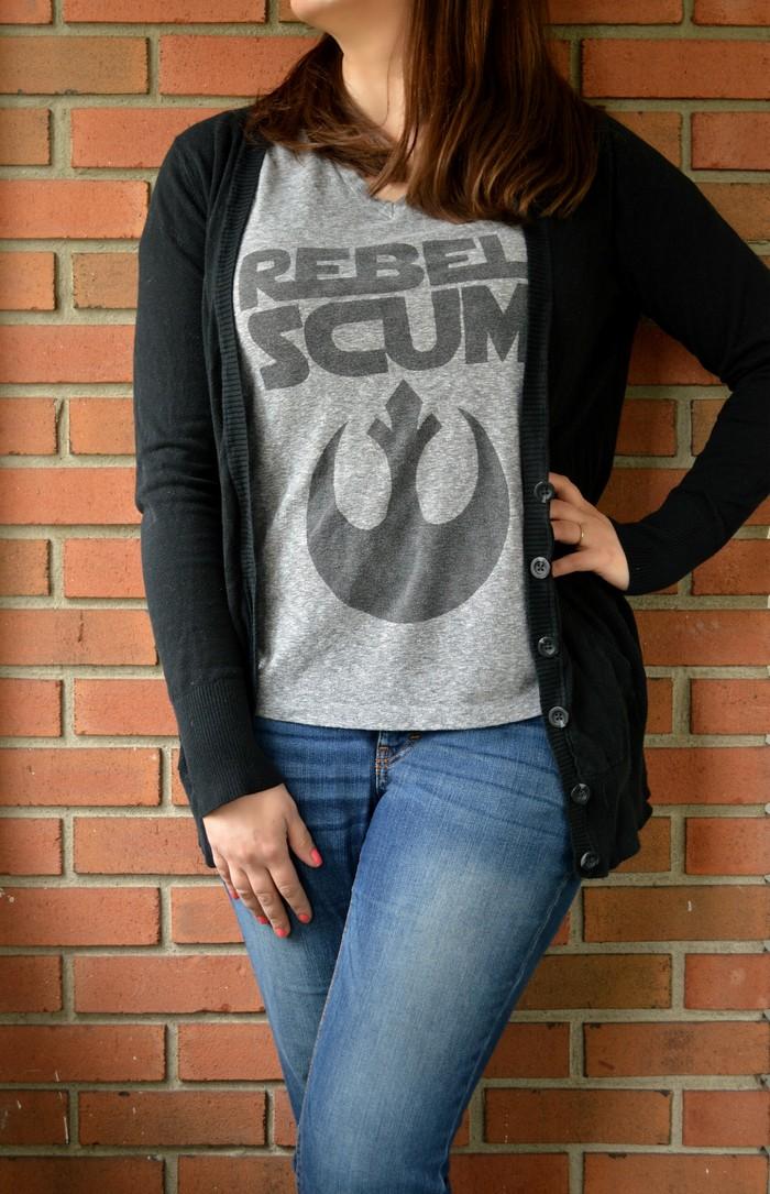 Rebel Scum T-shirt
