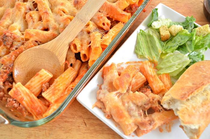 barilla-and-johnsonville-pasta-bake
