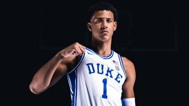 Duke freshman Jalen Johnson