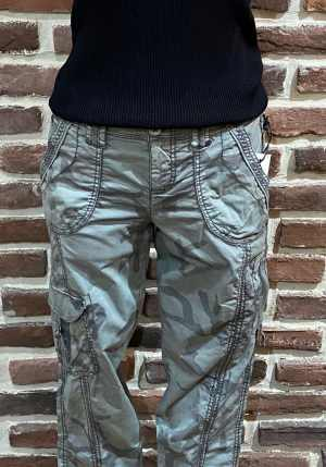 Harry Camo Print Pant - ShopMadisonbelle