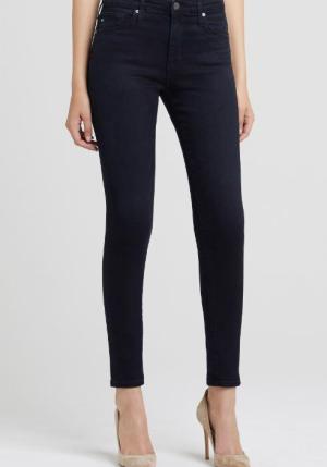 Farrah Ankle Skinny - Blue Above - ShopMadisonbelle