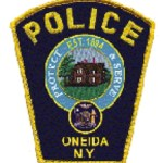 Oneida police patch