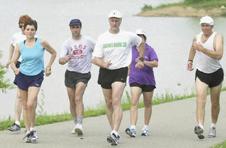 Racewalkers