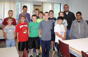 robotics camp 2013