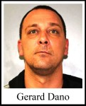 Gerard M. Dano, 34, Utica, Criminal Possession of Marijuana 2nd degree