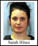 Sarah E. Hines, 31, Syracuse, Criminal Possession of Marihuana 1st degree
