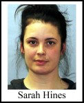 Sarah E. Hines, 31, Syracuse, Criminal Possession of Marihuana 1st degree