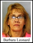 Barbara F. Leonard, 47, Utica, Criminal Possession of Marijuana 4th degree