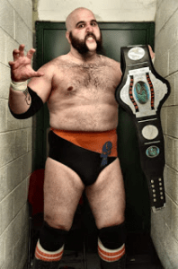 Independent professional wrestler Brute VanSlyke -- better known to his fellow Oneida High School class of 2004 grads as Mike VanSlyke -- returns to Oneida for CNY Slam Jam at the Kallet Civic Center on Nov. 5. (Photo courtesy of Brute VanSlyke)