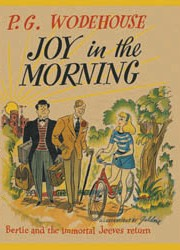 Joy in the Morning Book Cover