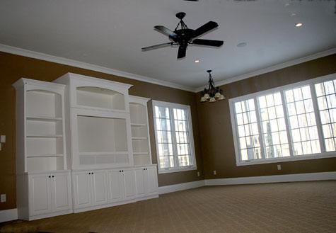 custom luxury home builder central