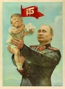 Papa Putin Introduces Progeny