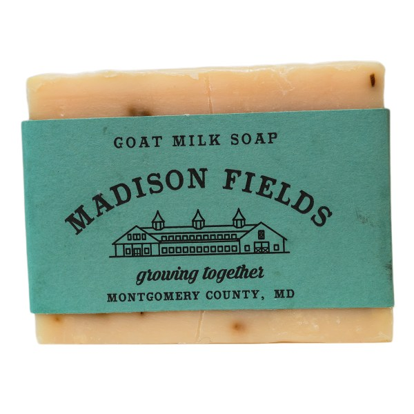 Eucalyptus Rosemary Goat Milk Soap by Madison Fields