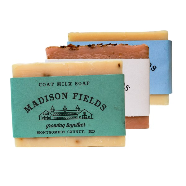 Pearls Picks, Goat Milk Soap Variety Pack by Madison Fields