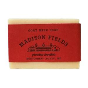 Patchouli Goat Milk Soap by Madison Fields