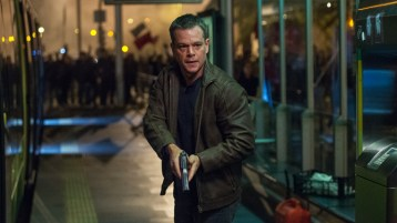 "MATT DAMON returns to his most iconic role in ""Jason Bourne."" Paul Greengrass, the director of The Bourne Supremacy and The Bourne Ultimatum, once again joins Damon for the next chapter of Universal Pictures' Bourne franchise, which finds the CIA's most lethal former operative drawn out of the shadows."