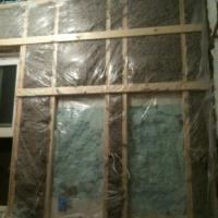 Insulation/ Vapor Barrier