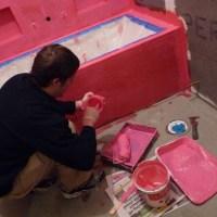 Redgard Waterproofing, LayerOne