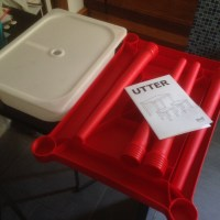 IKEA Hack Water Table