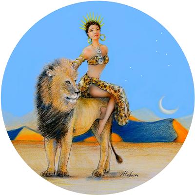 Zodiac Woman Leo