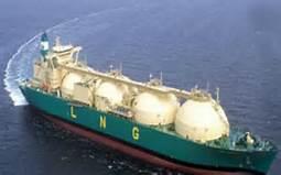 LNG . Ship
