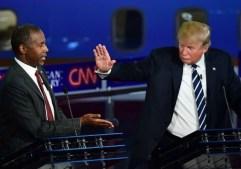 Ben Carson endorses Donald Trump 2
