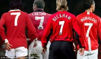 Man U . 4 Man United greats